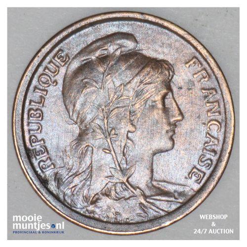 centime - France 1919 (KM 840 ) (kant B)