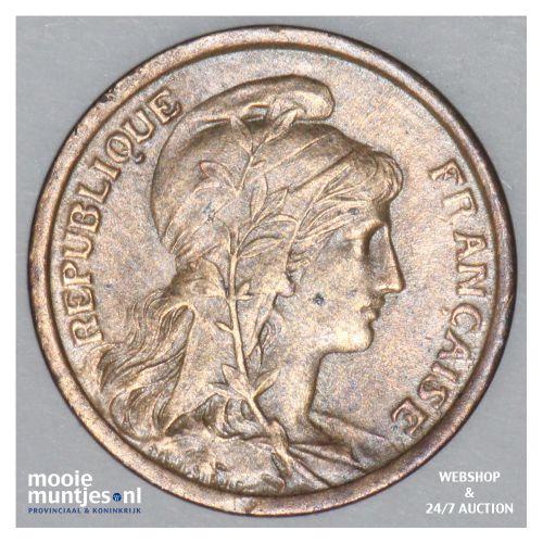 centime - France 1920 (KM 840 ) (kant B)