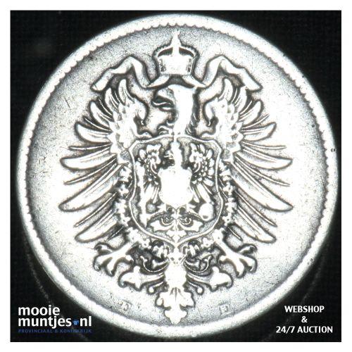 mark - Germany 1874 E (KM 7) (kant B)