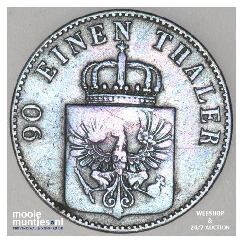 4 pfennig - German States/Prussia 1851 A (KM 454) (kant B)
