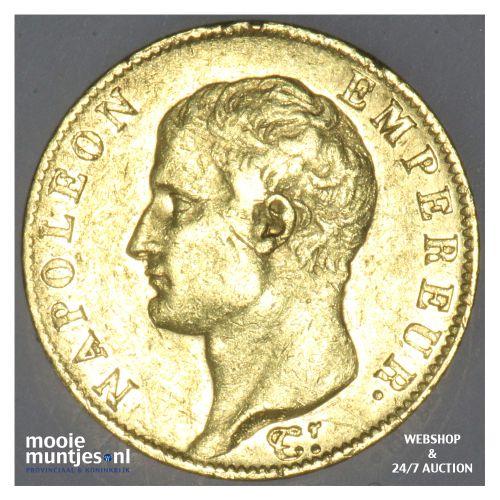 20 francs - France AN 13 A (Paris) (KM 663.1) (kant B)