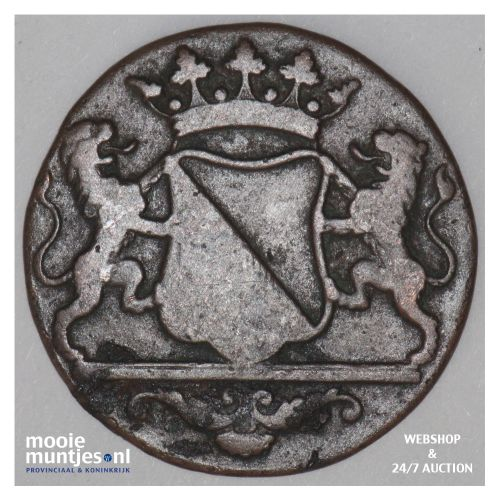 Nederlands-Indië - Duit - 1790 ster (kant B)