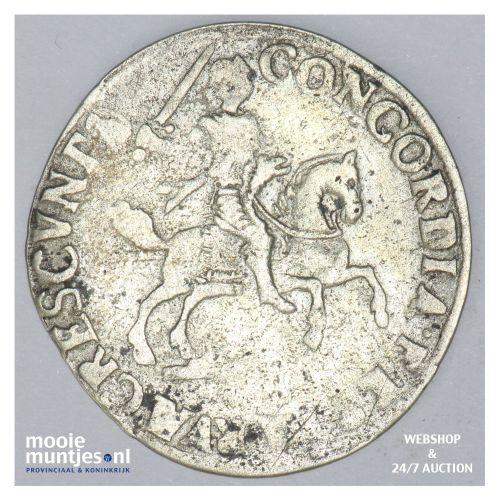 Deventer - Rijderschelling - 1690 (kant B)
