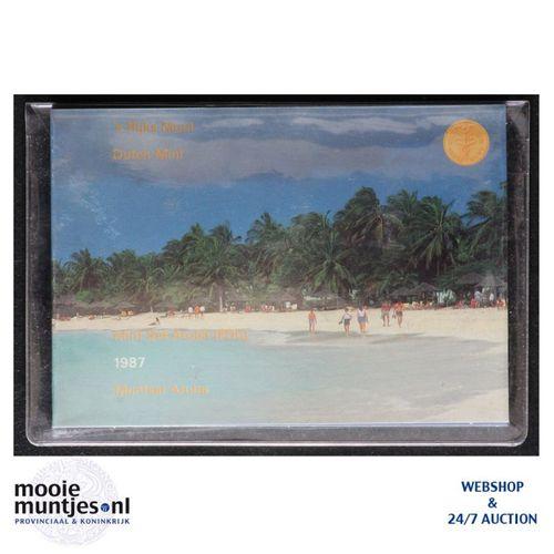 Aruba - Jaarsets - 1987 (kant A)