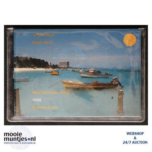 Aruba - Jaarsets - 1988 (kant A)