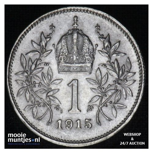 corona  - Austria 1915 (KM 2820) (kant A)