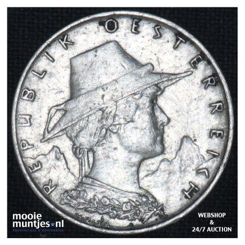 10 groschen - Austria  (KM 2838) (kant B)