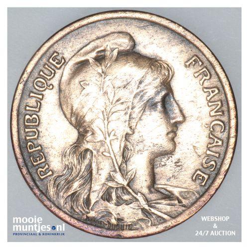 10 centimes - France 1920 (KM 843) (kant B)