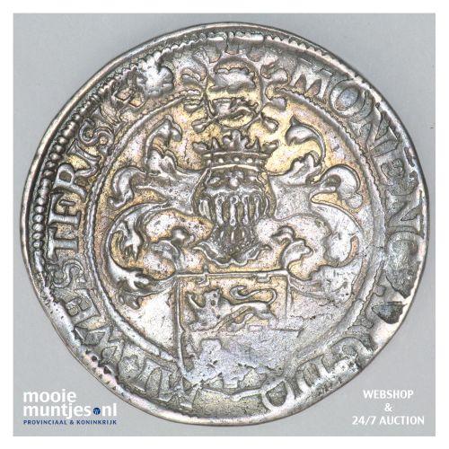 West-Friesland - Gehelmde rijksdaalder of Prinsendaalder - 1596 (kant B)