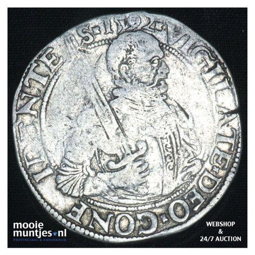 Utrecht - Prinsendaalder - 1592 (kant A)