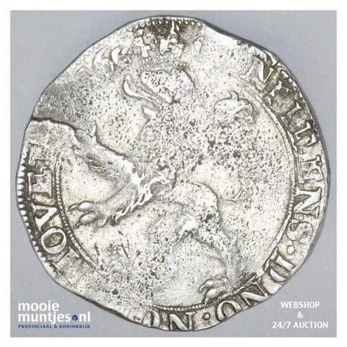 Zwolle - Leeuwendaalder - 1664 (kant A)