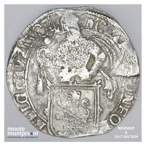 Zwolle - Leeuwendaalder - 1664 (kant B)