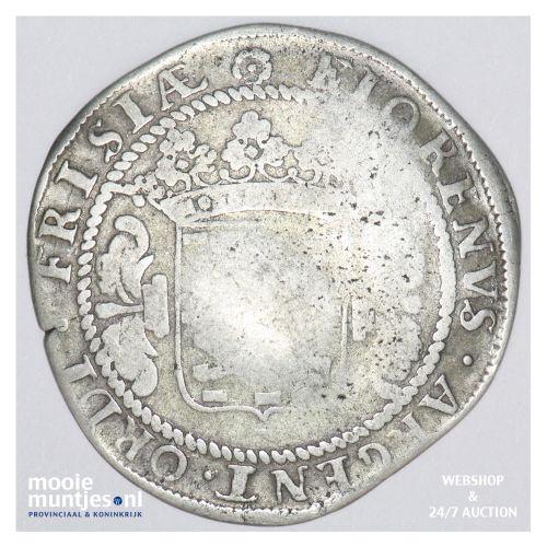 Friesland - Veertien stuiver of halve florijn - 1686 (kant B)