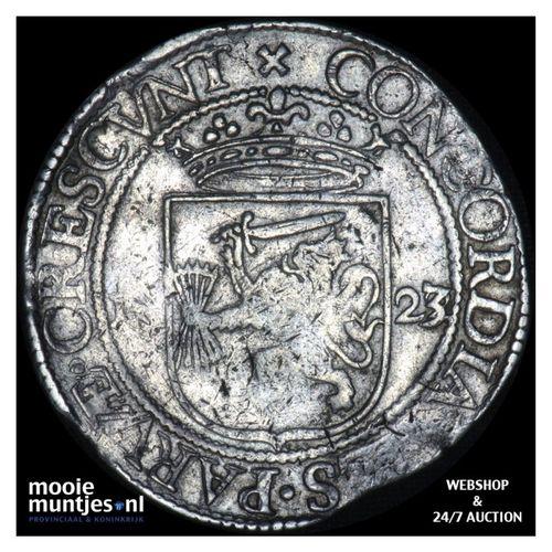Holland - Nederlandse rijksdaalder - 1623 over 22 (kant A)