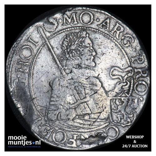 Holland - Nederlandse rijksdaalder - 1623 over 22 (kant B)