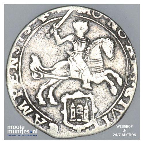 Kampen - Zilveren rijder of dukaton - 1669 (kant B)