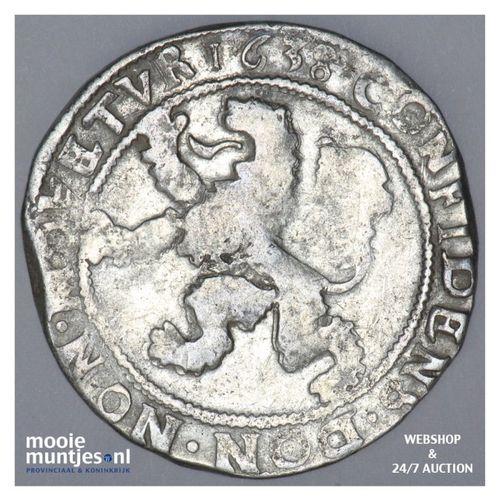 Gelderland - Halve leeuwendaalder - 1638 (kant A)