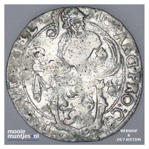 Gelderland - Halve leeuwendaalder - 1638 (kant B)
