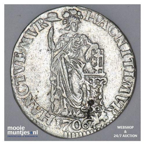 Gelderland - Gulden - 1706 (kant A)