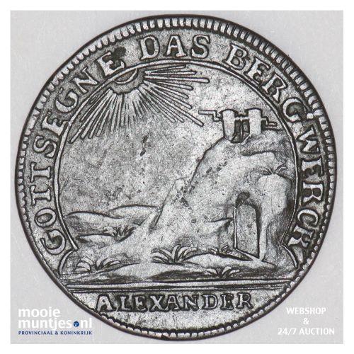 1/4 stuber - German States/Wied-Neuwied 1752 (KM 30) (kant B)
