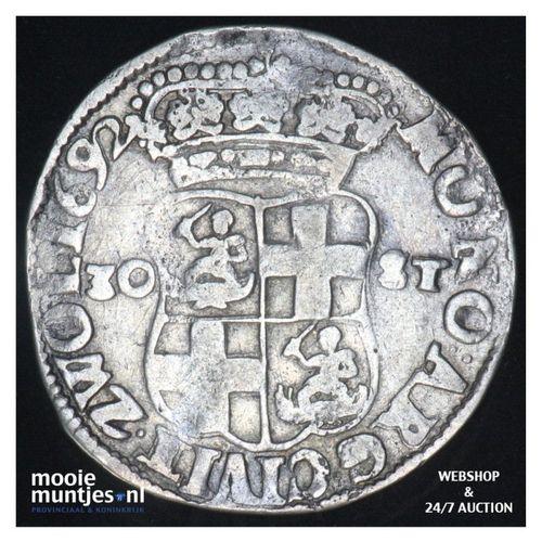 Zwolle - Daalder   - 1692 (kant A)