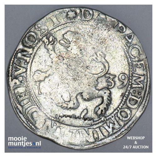 Zwolle - Stedelijke leeuwendaalder - 1639 (kant A)
