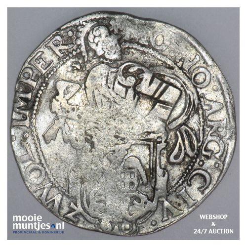 Zwolle - Stedelijke leeuwendaalder - 1639 (kant B)