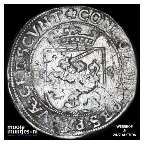 Overijssel - Halve Nederlandse rijksdaalder - 1620 (kant A)