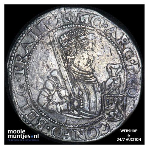 Utrecht - Halve Nederlandse rijksdaalder - 1619 (kant B)