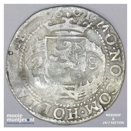 Holland - Derde roosschelling - 1601 (kant A)