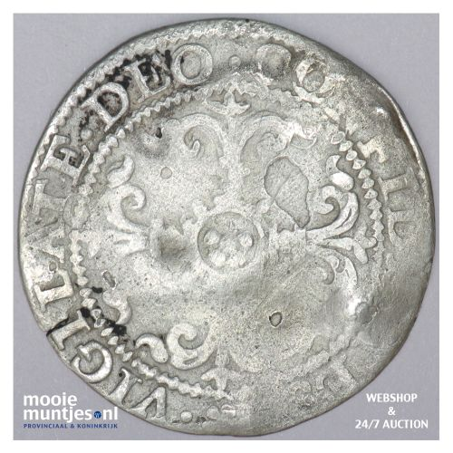 Holland - Derde roosschelling - 1601 (kant B)