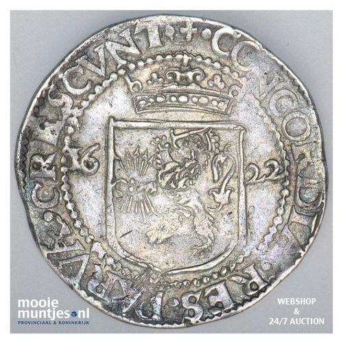 Utrecht - Nederlandse rijksdaalder - 1622 (kant A)