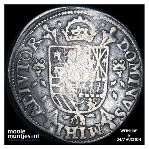 Gelderland - Vijfde Philipsdaalder - 1566 (kant B)