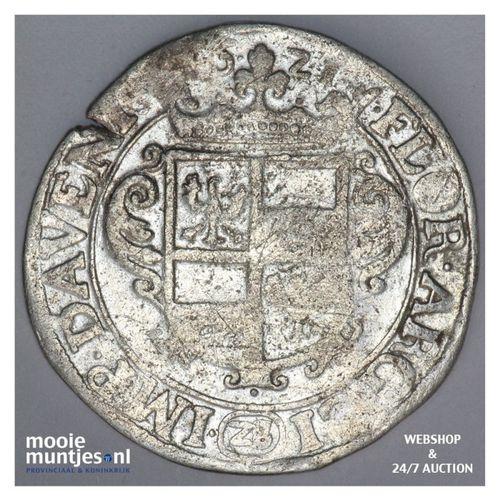 Deventer - Florijn - 1621 (kant A)
