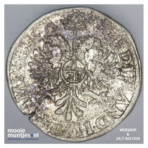 Deventer - Florijn - 1621 (kant B)