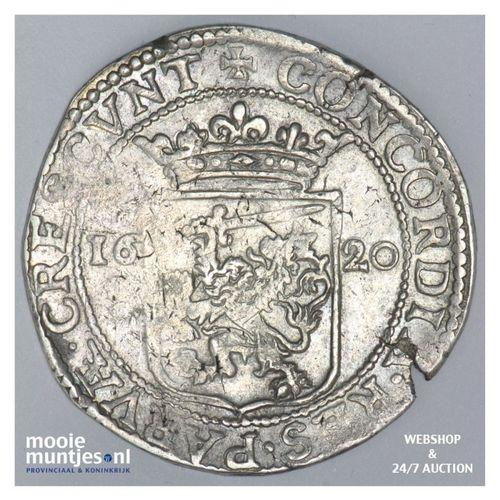 West-Friesland - Nederlandse rijksdaalder - 1620 (kant A)
