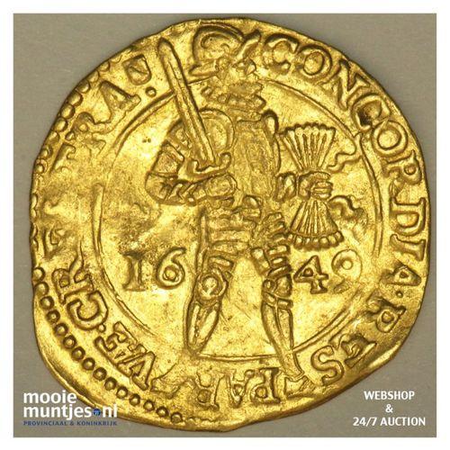 Utrecht - Gouden dukaat - 1649 (kant A)