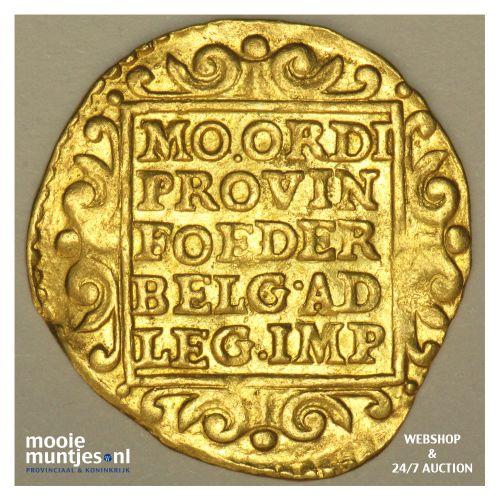Utrecht - Gouden dukaat - 1649 (kant B)