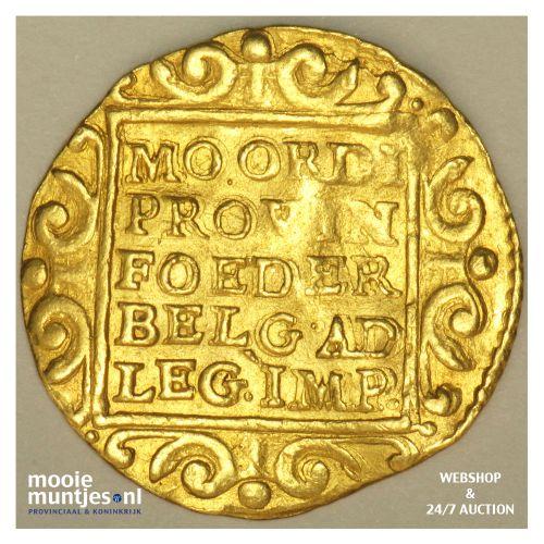 Utrecht - Gouden dukaat - 1650 (kant B)