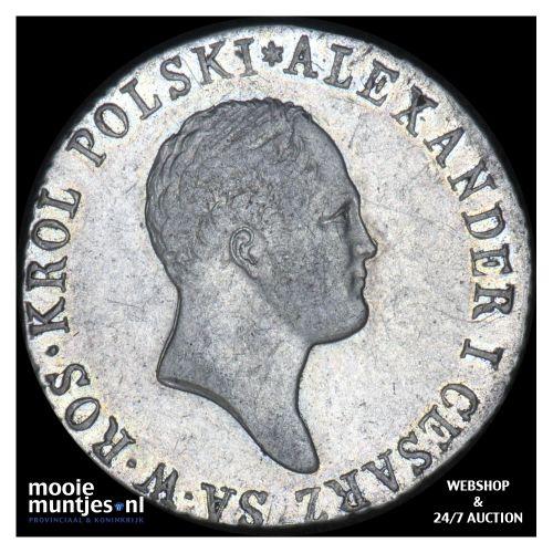 zloty - Poland 1818 MPO (KM C# 98) (kant B)