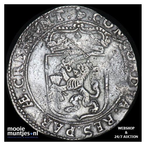 Gelderland - Zilveren dukaat - 1674 (kant B)
