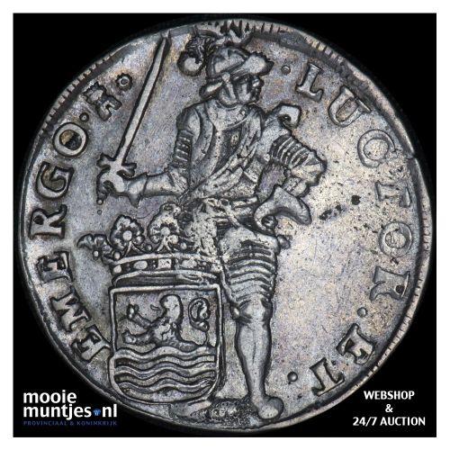 Zeeland - Daalder van 30 stuiver - 1685 over 83 (kant B)