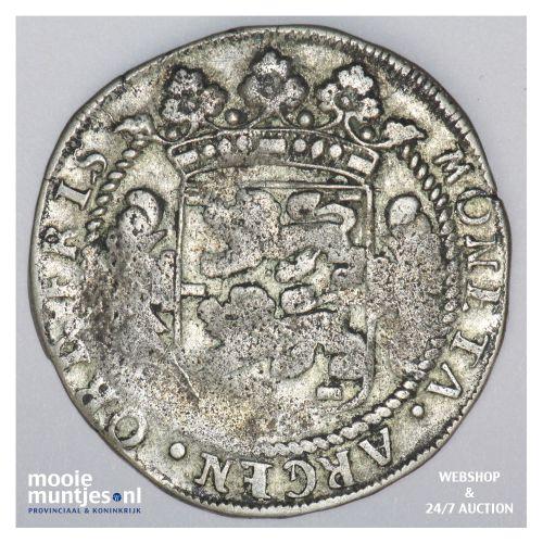 Friesland - Veertien stuiver of halve florijn - 1688 (kant B)