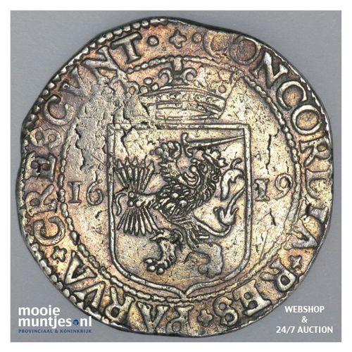 Utrecht - Nederlandse rijksdaalder - 1619 (kant A)