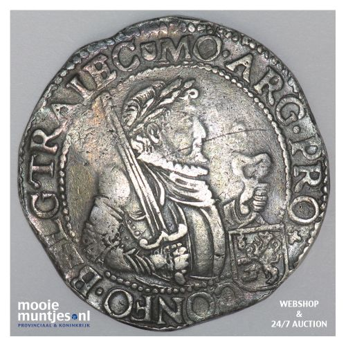 Utrecht - Nederlandse rijksdaalder - 1619 (kant B)