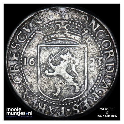 Utrecht - Halve Nederlandse rijksdaalder - 1623 (kant A)