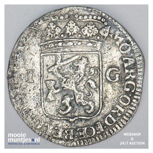 Gelderland - Gulden - 1715 (kant B)