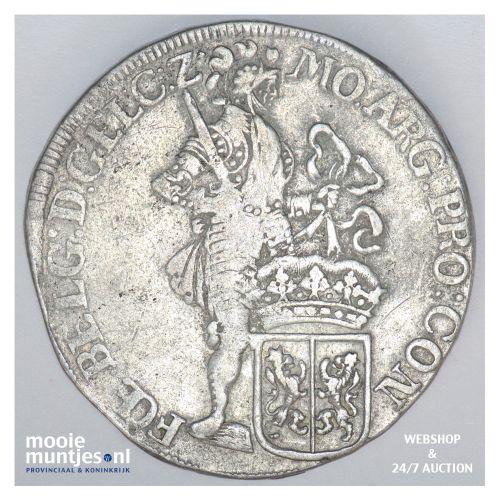 Gelderland - Zilveren dukaat - 1694 (kant B)