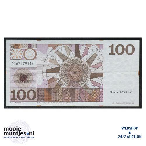 100 gulden - 1970 (Mev. 122-1 / AV 86) (kant B)