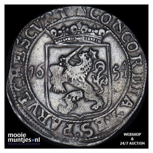 Gelderland - Nederlandse rijksdaalder - 1654 (kant A)
